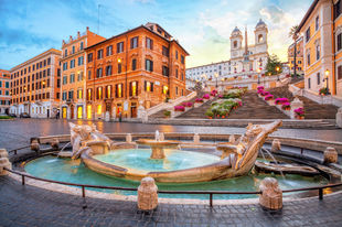 Italia og Roma